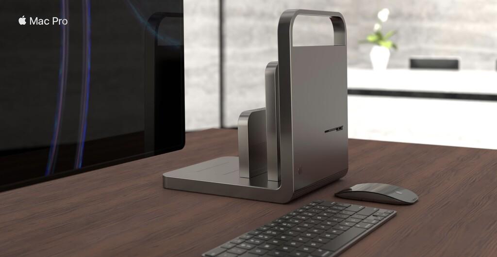 El Mac Pro más increíble que hemos visto hasta ahora es así