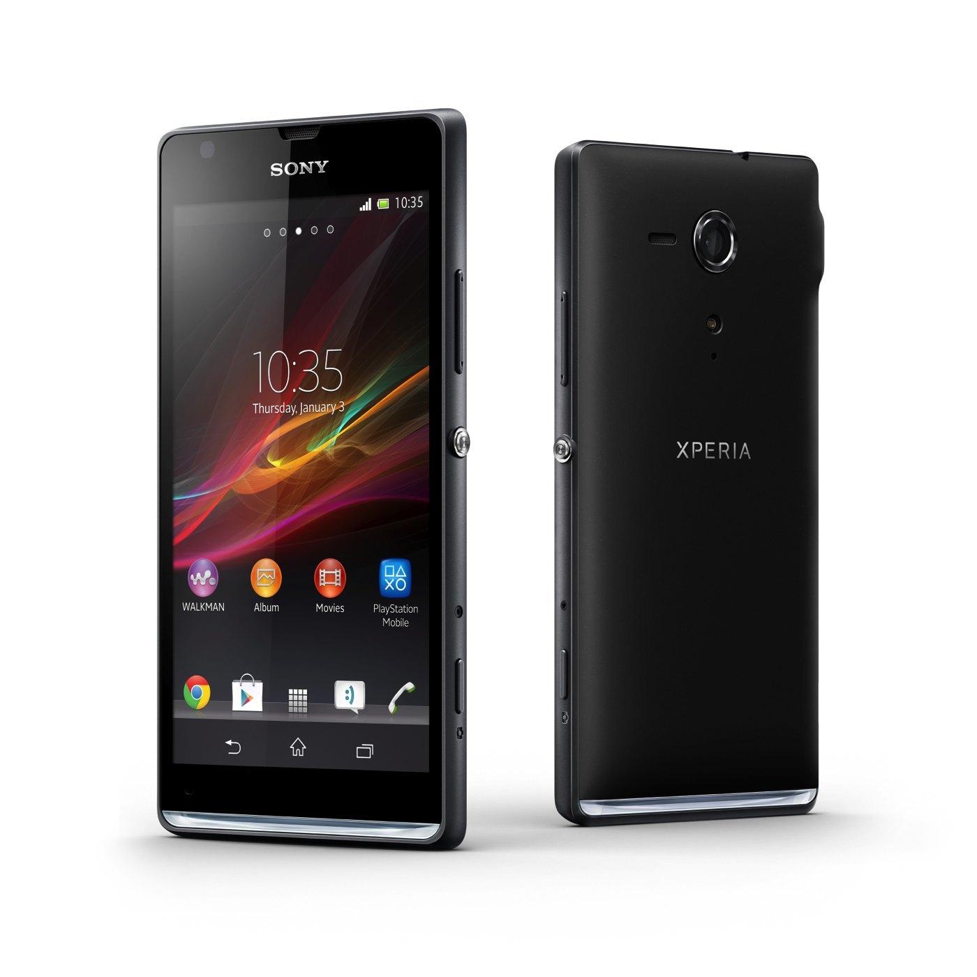Foto de Sony Xperia SP, imágenes oficiales (8/12)