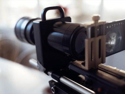 Así graba un Lumia 950 combinando una lente Nikon