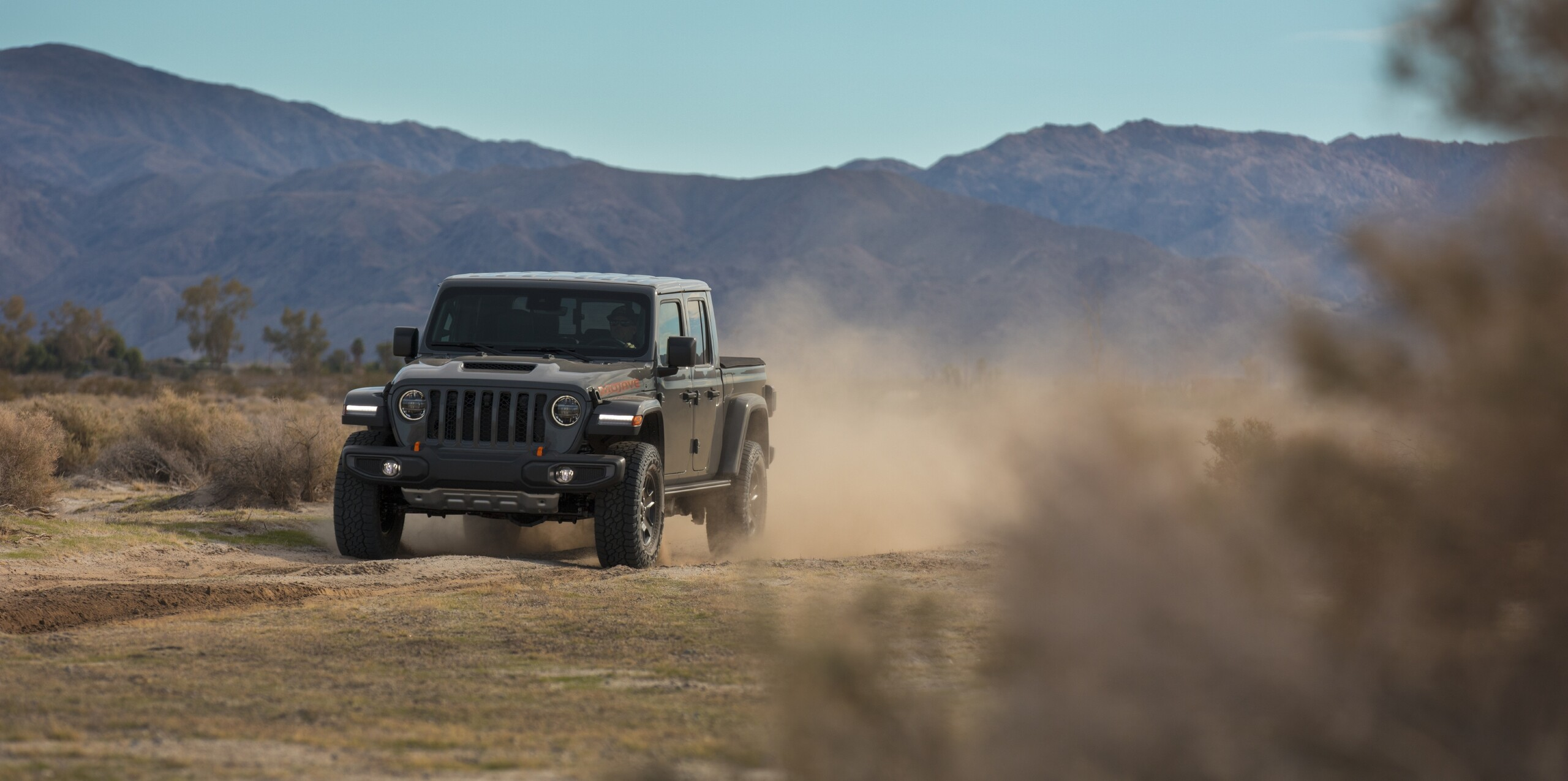Foto de Jeep Gladiator Mojave 2021 (6/11)