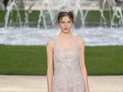 La primavera llega a la Alta Costura de la mano de Chanel primavera-verano 2018