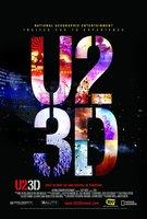 'U2 3D', la película en 3-D sobre el 'Vertigo Tour', de U2: póster y tráiler