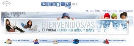 Kiddia, portal para la navegación segura por Internet