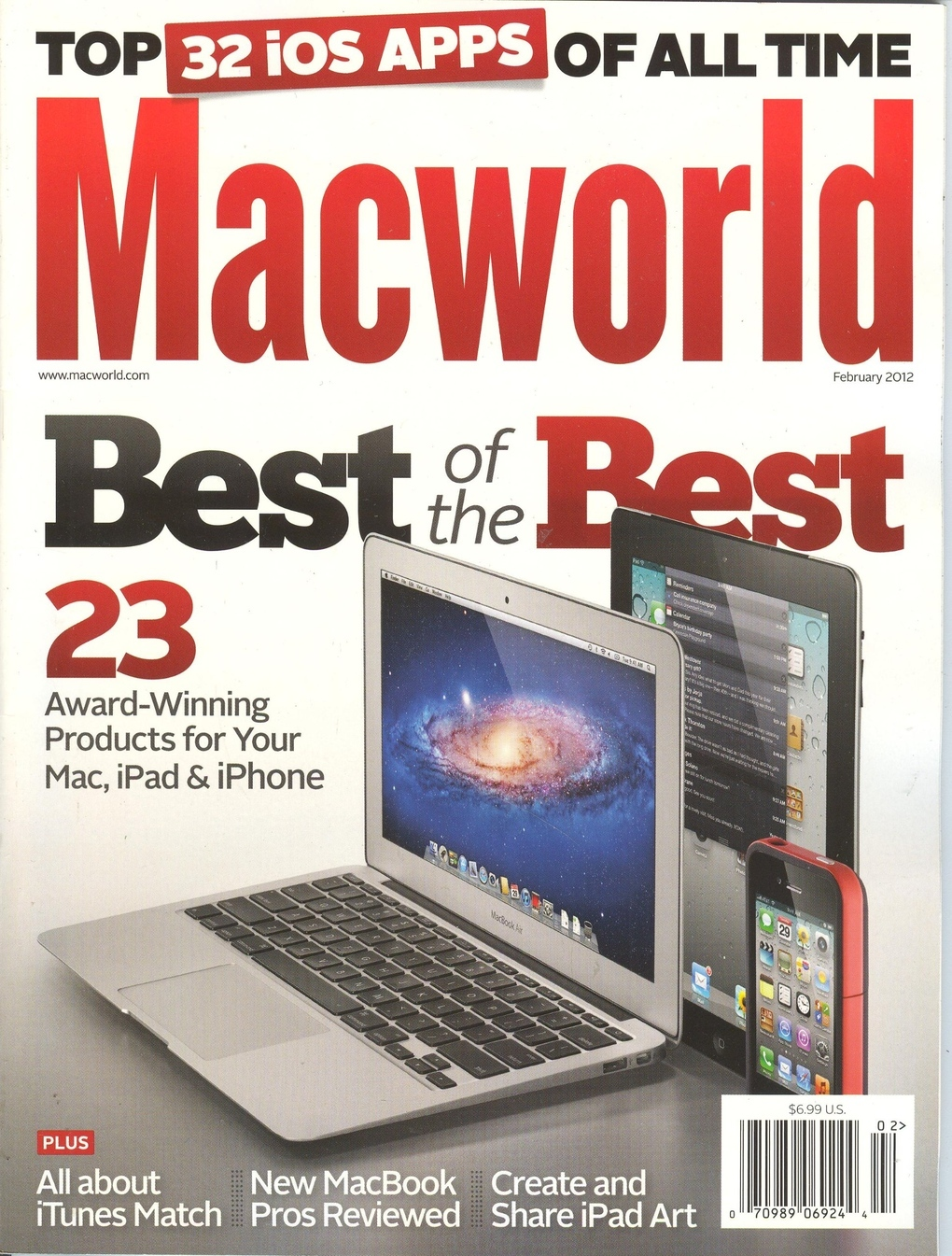 Foto de Revista Macworld (12/16)