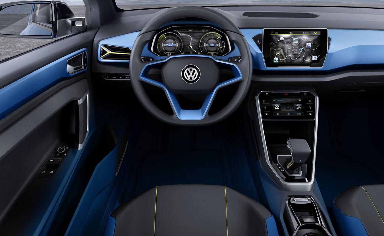 Foto de Volkswagen T-ROC Concept (14/22)
