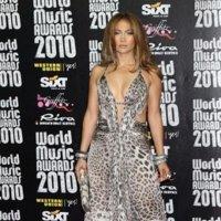 World Music Awards 2010: Jennifer López, las hermanas Hilton y más invitadas