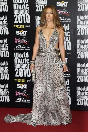 World Music Awards 2010: Jennifer López, las hermanas Hilton y más invitadas
