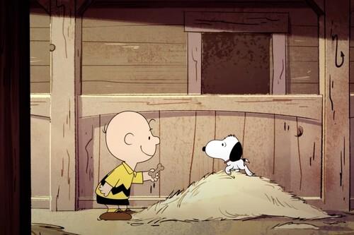 Esta semana en Apple TV+: estreno de 'Palmer', tráiler del Show de Snoopy y la entrada de Brie Larson