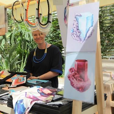 Textiles y diseño con inspiración africana llegarán a Barcelona el 25 de mayo en Algodonera Market Lab