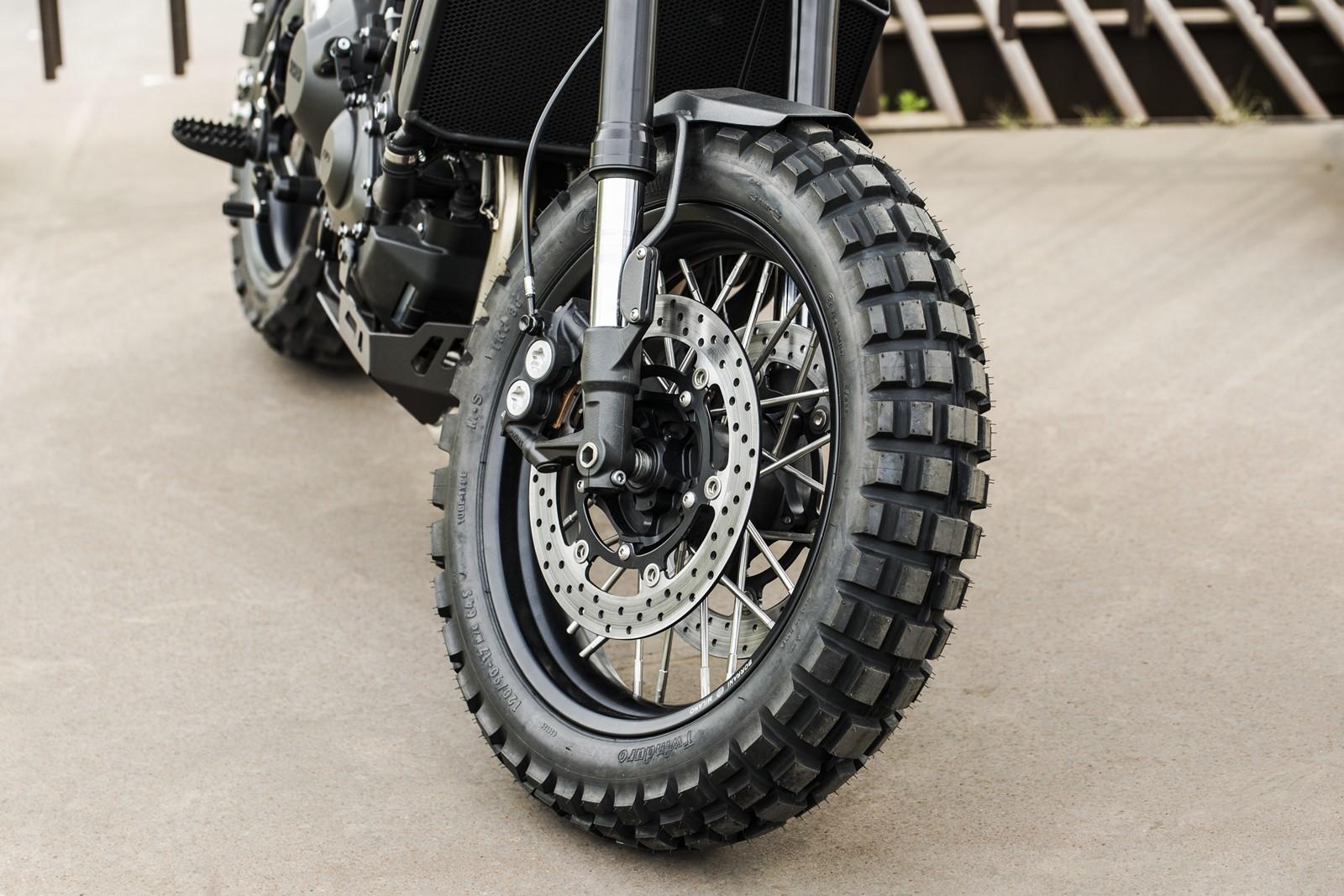 """Yamaha XSR900 Yard Built """"Monkeebeast"""""""