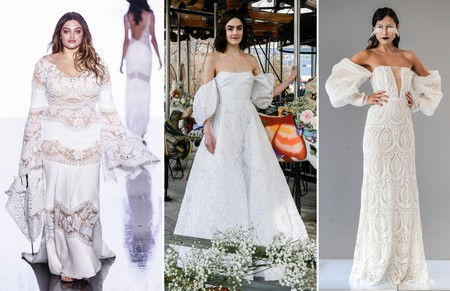 Tendencias Bridal Ss 2020 Mangas