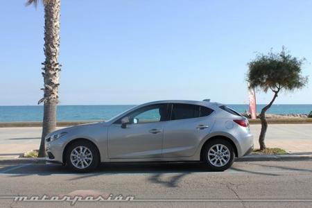 Mazda3: equipamiento y precios para España