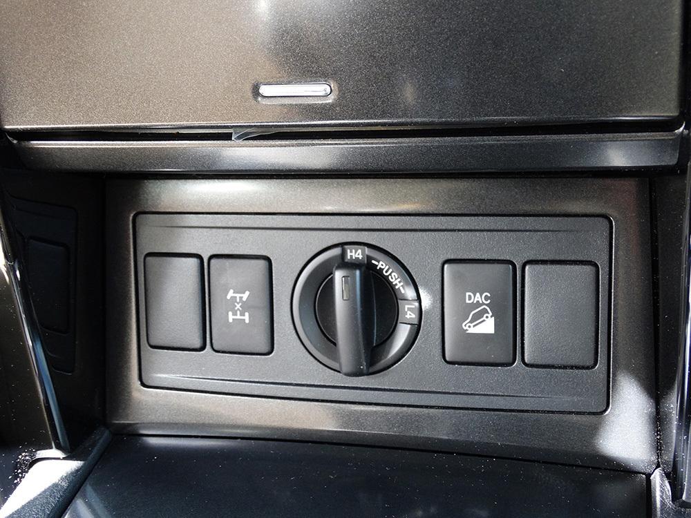 Foto de Detalles Toyota Land Cruiser 180D Auto VX Kirari Plus (10/28)