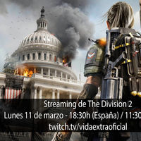 Streaming de The Division 2 a las 18:30h (las 11:30h en CDMX) [actualizado]