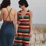 Los vestidos de punto son los auténticos protagonistas en la nueva colección de Zara