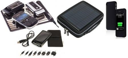 Cuatro alternativas de baterías externas para prolongar la vida de tu teléfono móvil