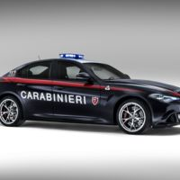 No se escapará ni uno: en Italia los Carabinieri patrullarán en Alfa Romeo Giulia QV
