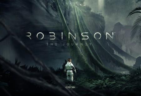 Robinson: The Journey, de Crytek, nos permitirá visitar un planeta misterioso en realidad virtual [E3 2015]