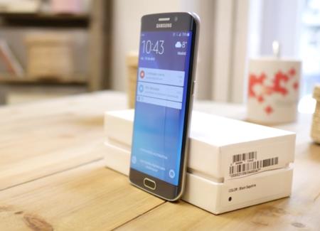 Galaxy S6 Edge análisis en Xataka