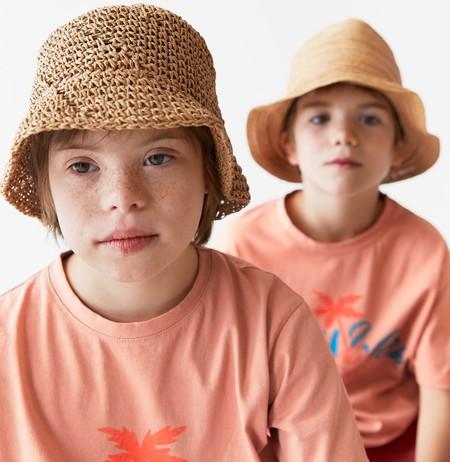 Roscón, el hijo de Samantha Vallejo-Nájera, el primer modelo de Zara con síndrome de Down