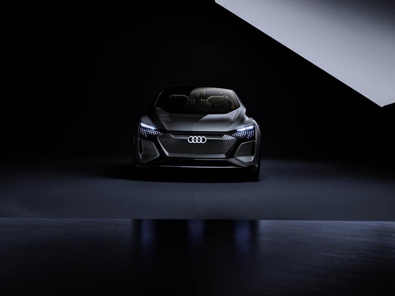 Foto de Audi AI:ME (30/32)