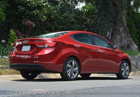Hyundai Elantra 2015 2