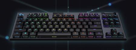 En este pequeño teclado mecánico para gaming de Logitech caben 16,8 millones de colores