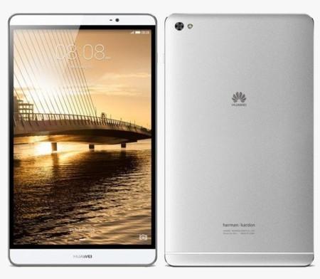 Huawei MediaPad M2, presentada oficialmente la tableta de gama alta de Huawei