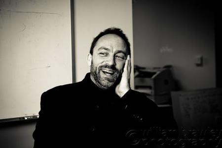 Jimmy Wales quiere plantar la Wikipedia contra la SOPA
