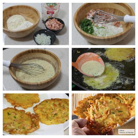 Tortillitas Camarones Pakus Directo Paladar Pakus