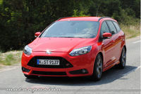 Top Gear declara 'Hot Hatch' del año al Ford Focus ST Estate