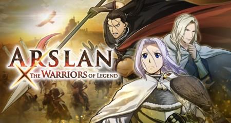 Análisis de Arslan The Warriors of Legend: como ver el anime, pero aporreando botones
