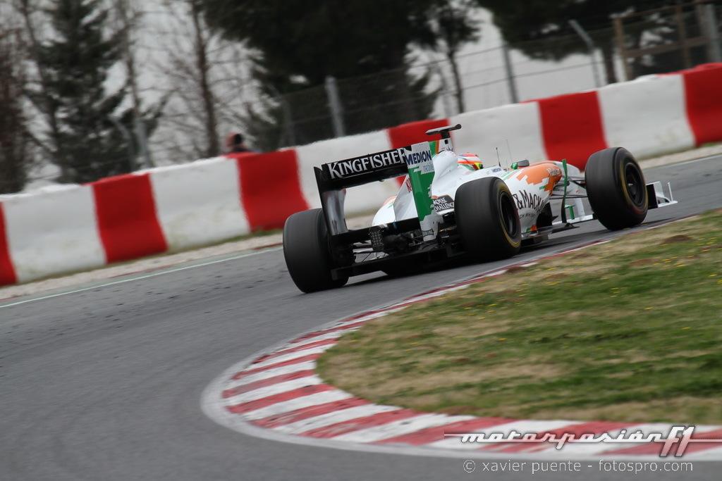 Foto de Entrenamientos Pretemporada 2011 - Circuit de Catalunya (II) - Miercoles (7/50)