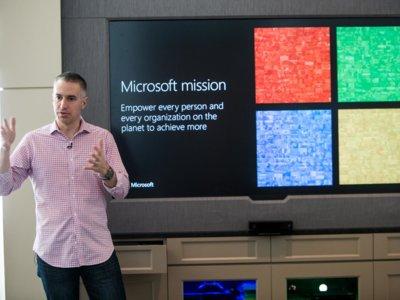 """Tim O'Brien, Microsoft: """"no nos hemos rendido en móviles, pero el foco está en el software"""""""