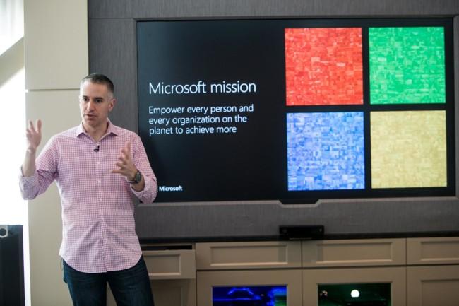 Tim O'brien Microsoft