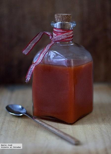 Cómo hacer ketchup casero. Receta con Thermomix