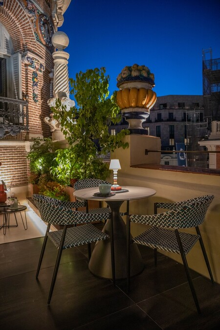La terraza más bonita de Madrid