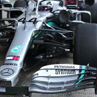 El secreto mejor guardado del Mercedes de Fórmula 1 no es el DAS, sino su peculiar sistema Ackerman