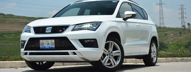 SEAT Ateca FR, a prueba: así sabe la 'Fórmula Racing' en el SUV español