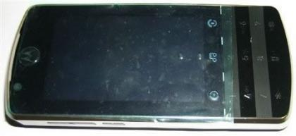 Motorola E10, primera imagen