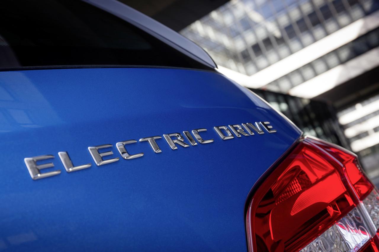 Foto de Mercedes Clase B Electric Drive (14/26)