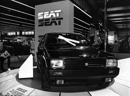 Historia del SEAT Ibiza: primera generación (1984-1993)