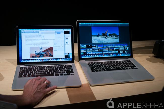 Foto de Nuevo Mac Pro y MacBook Pro (10/12)