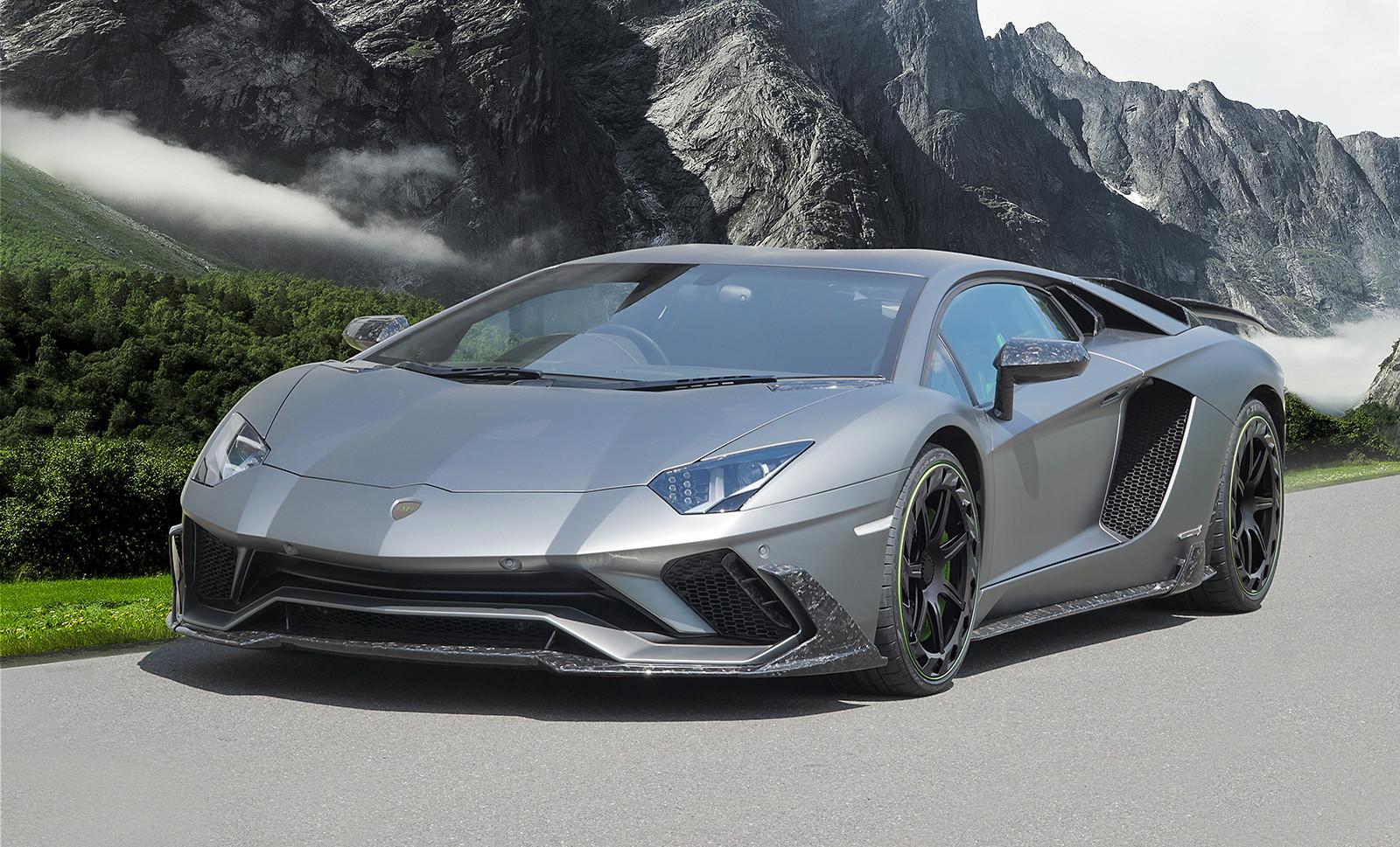 Foto de Lamborghini Aventador S Mansory (1/8)