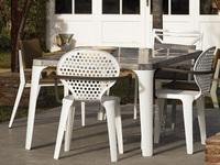 Oblò, porque las sillas de jardín también pueden ser bonitas
