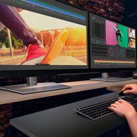 Dell se centra en diseñadores y profesionales del dato en sus nuevos monitores