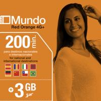 Orange completa sus tarifas prepago con la nueva Mundo Mini por 10 euros con 200 minutos y 1GB