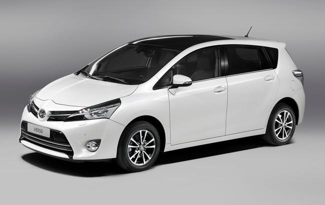 Toyota Verso 2013