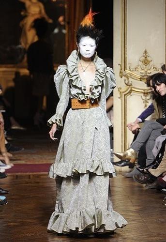 Vivienne Westwood Primavera-Verano 2010 en la Semana de la Moda de París VI