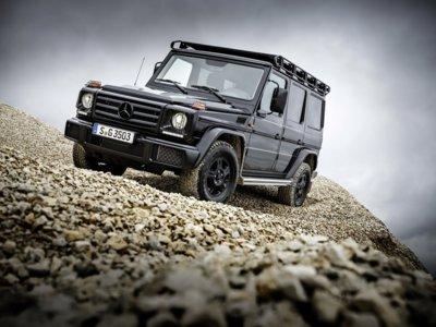 Mercedes-Benz G350d Professional: volviendo a los orígenes camperos